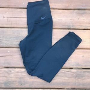 Nike high rise workout tights.